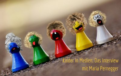 Kinder in Medien: Interview mit Maria Pernegger
