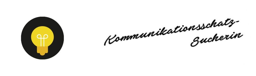 Kommunikationsberatung Glühbirne Kommunikationsschatz-Sucherin Eva Bauer