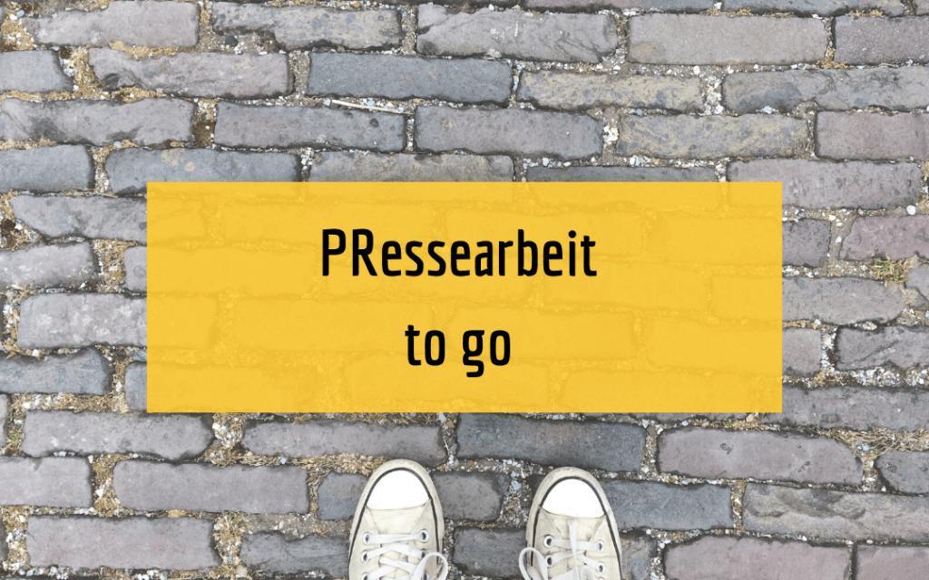 Pressearbeit online kurs