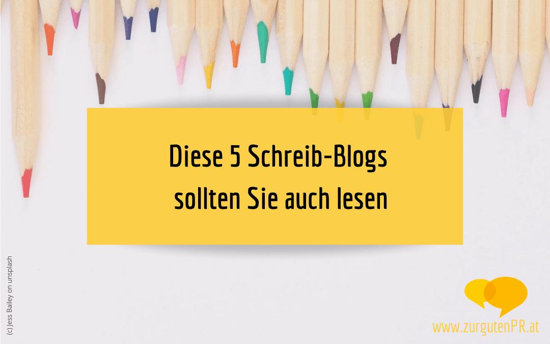 Schreib-Blogs